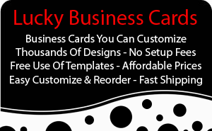 Lucky Turtle Business Cards banner